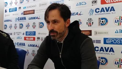 """Savona, il 2019 inizia con la trasferta di Borgaro. Grandoni: """"Partita facile solo sulla carta, da domani inizierà un nuovo campionato"""" (VIDEO)"""