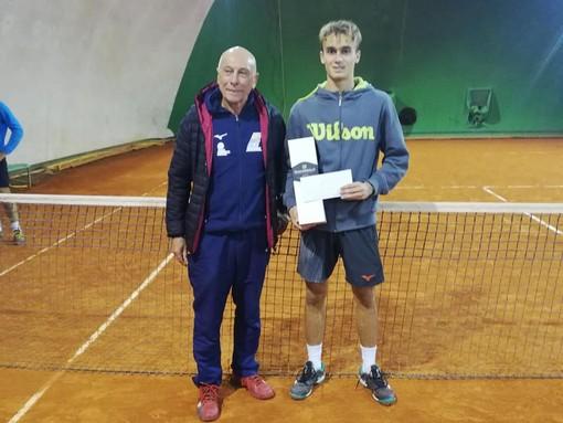 Tennis, il torinese Matteo Rosingana vince la prima edizione del Master All Around Open