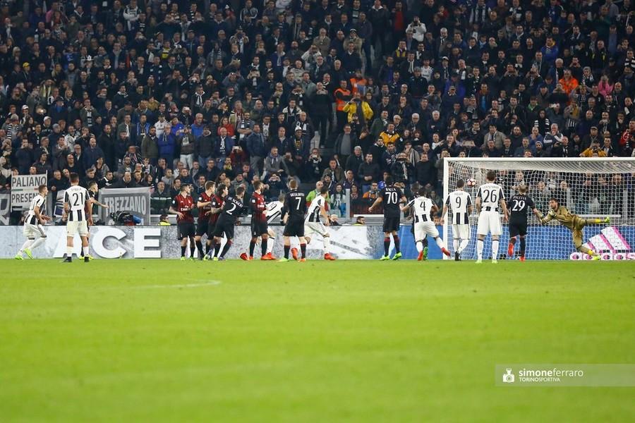 Juve-Milan, Allegri sbotta con Sconcerti in diretta tv