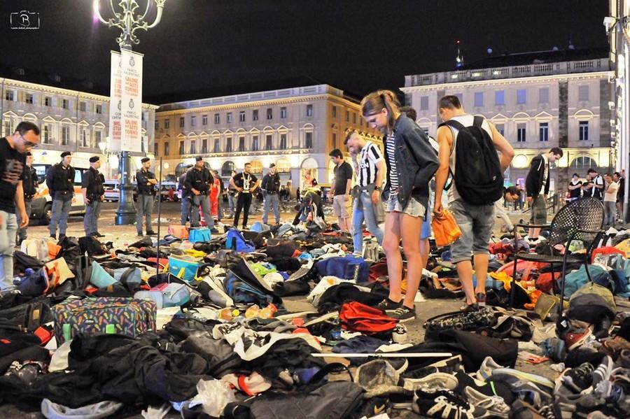 Incidenti di piazza San Carlo, 136 richieste di risarcimento al Comune