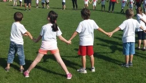 """""""Un giorno per sport"""" e """"a scuola per sport"""", più di quattromila bambini al parco Ruffini"""