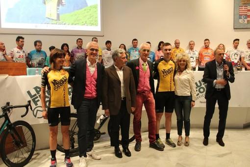 """Presentata la 31^ edizione della """"Gran Fondo Fausto Coppi Officine Mattio"""""""