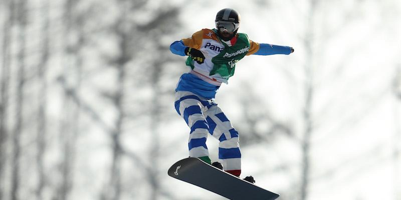 Paralimpiadi, bronzo Italia in discesa