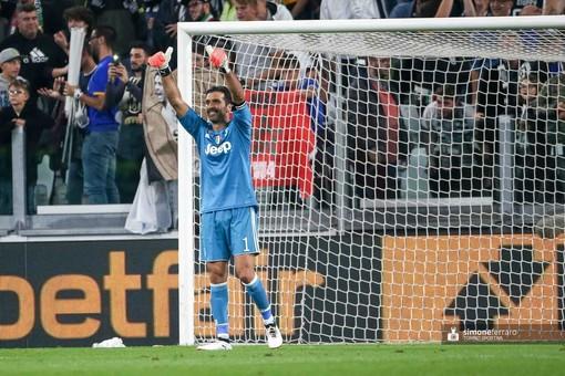 Juventus, ritorna Buffon: martedì mattina le visite mediche