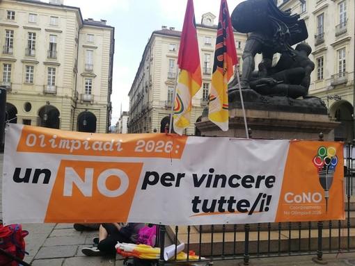 """Torino 2026, il Coordinamento No alle Olimpiadi: """"I Giochi Olimpici sono insostenibili"""""""