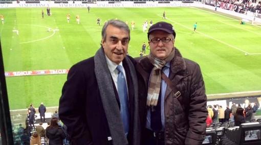 Pietro Anastasi ed Antonino Testa allìAllianz Stadium