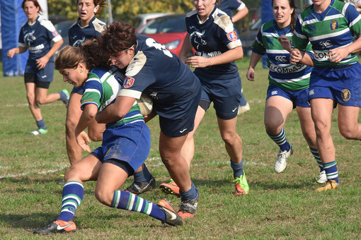 Week end agrodolce per l'Itinera CUS Ad Maiora Rugby 1951
