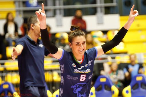 Barricalla Cus Torino Volley: Nicole Gamba guiderà nuovamente la seconda linea cussina