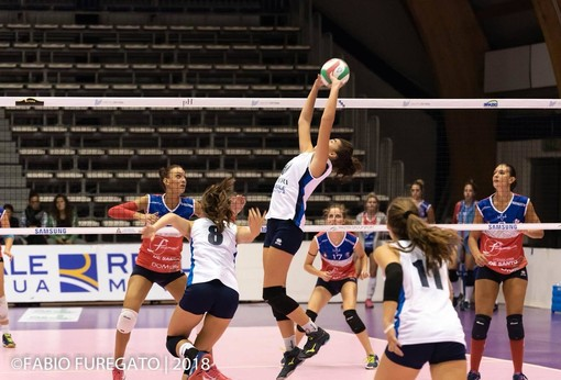 Arianna Severin palleggerà per il Barricalla Cus Torino Volley