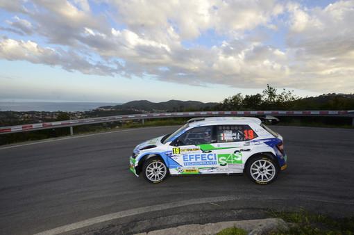 La squadra Winners Rally Team parte al tramonto per conquistare l'Alba
