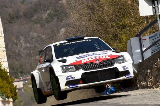 Michelin Rally Cup: Federico Santini in vetta al Rally Mille Miglia