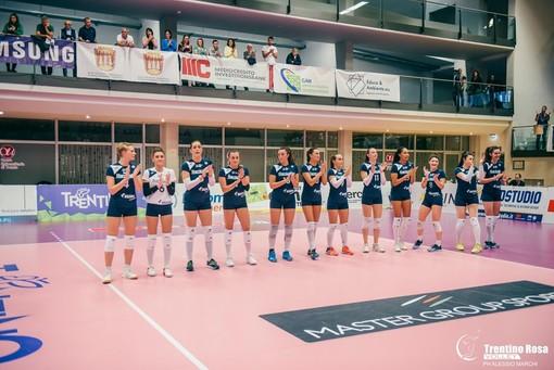 Prima sconfitta stagionale per il Barricalla Cus Torino Volley