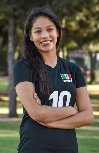 Primo colpo di mercato per il Barricalla Cus Torino Volley: presa la nazionale messicana Lizbeth Sainz