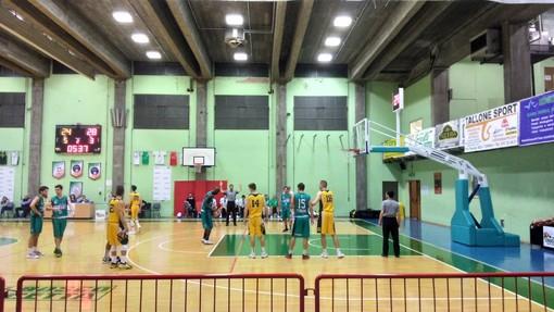 Basket C Gold: espugnato il Pala Ballin, la 5 Pari batte la prima con una prestazione collettiva straordinaria