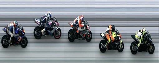 Cristian Serri, Andrea Cherubini, Matteo Clausi e Roberto Dodaro sono i vincitori della Single Race CRV Piemonte