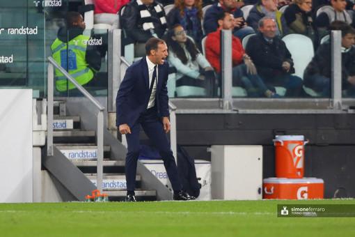 """Juve, con il Sassuolo si apre il primo tour de force stagionale. Allegri: """"È uno scontro diretto"""""""