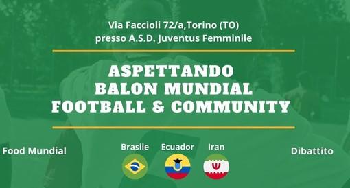 """Torino, domenica scatta """"Aspettando Balon Mundial"""""""