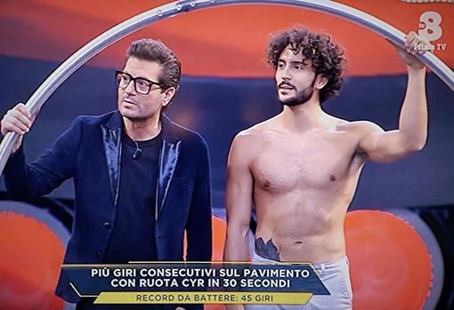 Il recordman del circo è di Torino (Foto)