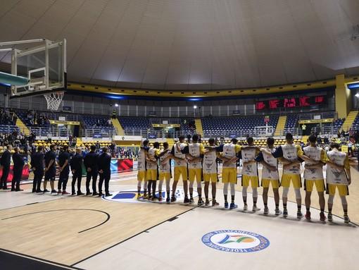 A2, la Reale Mutua Basket Torino ospita Latina