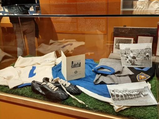 Vado ricorda Valerio Bacigalupo e il Grande Torino con una mostra mozzafiato a Villa Groppallo