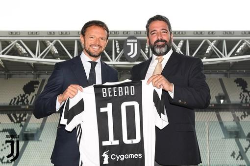 Luna di miele tra Vado Ligure e Juventus: Beebad diventa partner bianconero