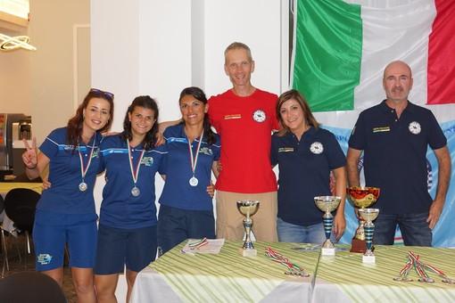 Beach Volley, argento nazionale per il Gruppo Sportivo Polizia Municipale di Torino n3l 3x3 femminile
