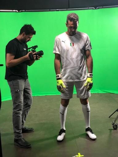 Buffon e Chiellini scendono in campo al fianco degli Insuperabili