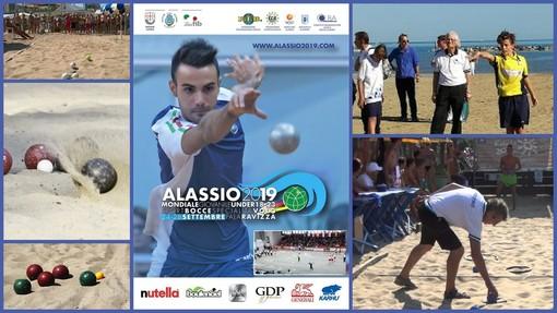"""In attesa del Mondiale giovanile di """"volo"""", ad Alassio due tornei di beach bocce"""