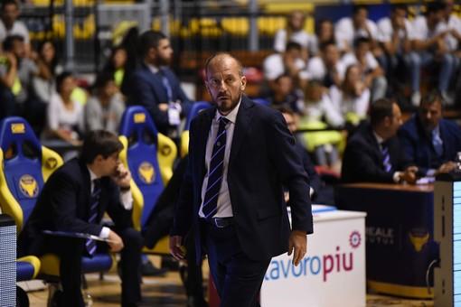 """Reale Mutua Basket Torino, coach cavina: """"Con Orlandina servirà il giusto atteggiamento sin dall'inizio"""""""