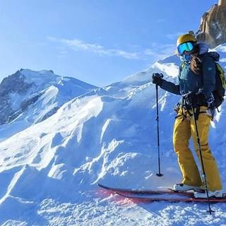 """Lo scialpinista del Pinerolese """"Cala"""" Cimenti colpito dal coronavirus"""