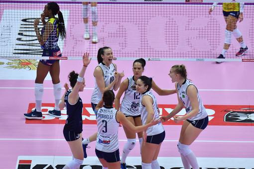 Fotografie © Michele Gregolin/Imoco Volley