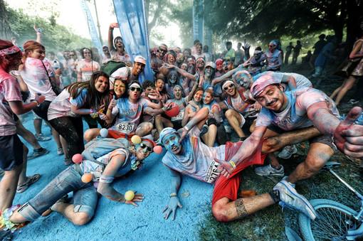 Per il sesto anno consecutivo torna a Torino The Color Run