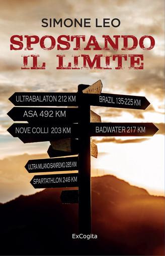 Entra in libreria l'opera dell'ultramaratoneta Simone Leo