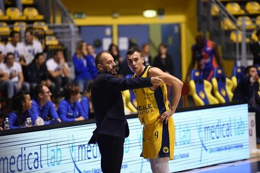 """Reale Mutua Basket Torino, coach Cavina: """"Treviglio ci assomiglia molto"""""""