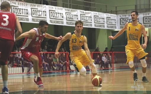 Basket, la Crocetta cala il poker a Casale Monferrato