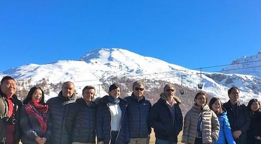 """Torino le Montagne Olimpiche sempre più modello per i """"Giochi Invernali"""" di Pechino 2022"""