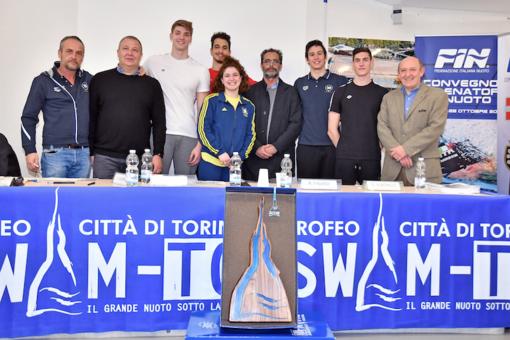 """SWIM-TO - Trofeo """"Città di Torino"""", la sesta edizione da domani a domenica"""