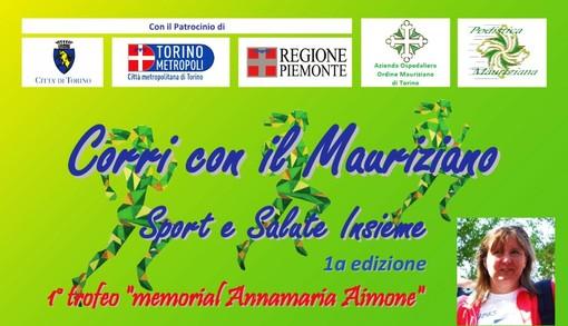 """Sport e, salute e solidarietà a Torino, nella manifestazione """"Corri con il Mauriziano"""""""