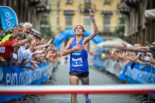 Dematteis vince il tricolore di corsa in montagna 2018 a Saluzzo