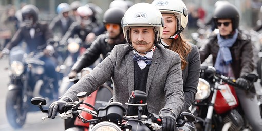Torino, torna il Distinguished Gentleman's Ride