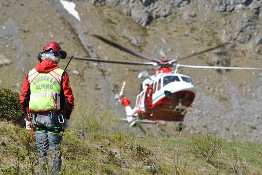 """""""Aiutaci ad aiutarti in montagna"""": il Soccorso Alpino del Piemonte cerca collaborazione per poter essere ancora più efficiente e tempestivo"""