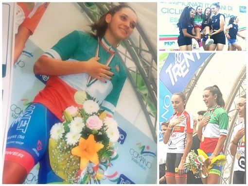 Eleonora Camilla Gasparrini e' campionessa italiana