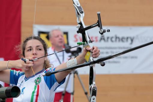 Para-Archery European Cup, quattro finali per Elisabetta Mijno e Roberto Airoldi
