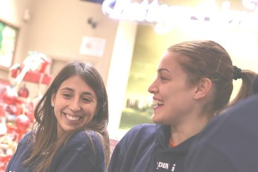 Sara Bocchetti ed Ilaria Milazzo