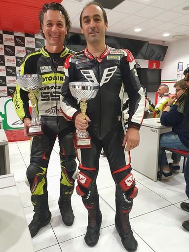 Francesco Curinga e Stefano Bonetti si impongono al Mugello nella classe 600 cc.