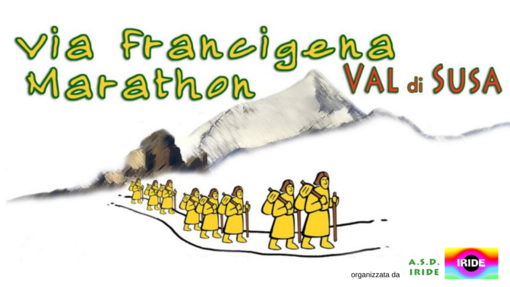 La Maratona lungo la via Francigena della Valle di Susa spostata al 13 settembre 2020