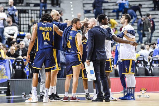 Il Consiglio Federale conferma il -8 per l'Auxilium Torino Basket. Con la retrocessione, società verso il fallimento