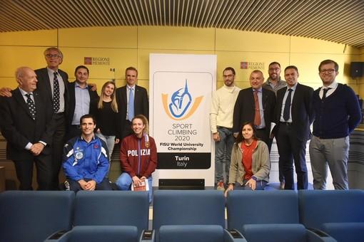 """Torino: dal 17 al 20 settembre 2020 gli """"Sport Climbing 2020 FISU World University Championship"""""""