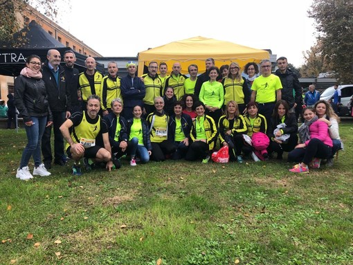 L'Olimpiatletica alla Ravenna Marathon 2018