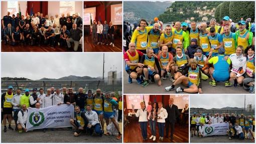 Corsa su strada: il Gruppo Sportivo Polizia Municipale di Torino si riconferma vicecampione nazionale (Foto)